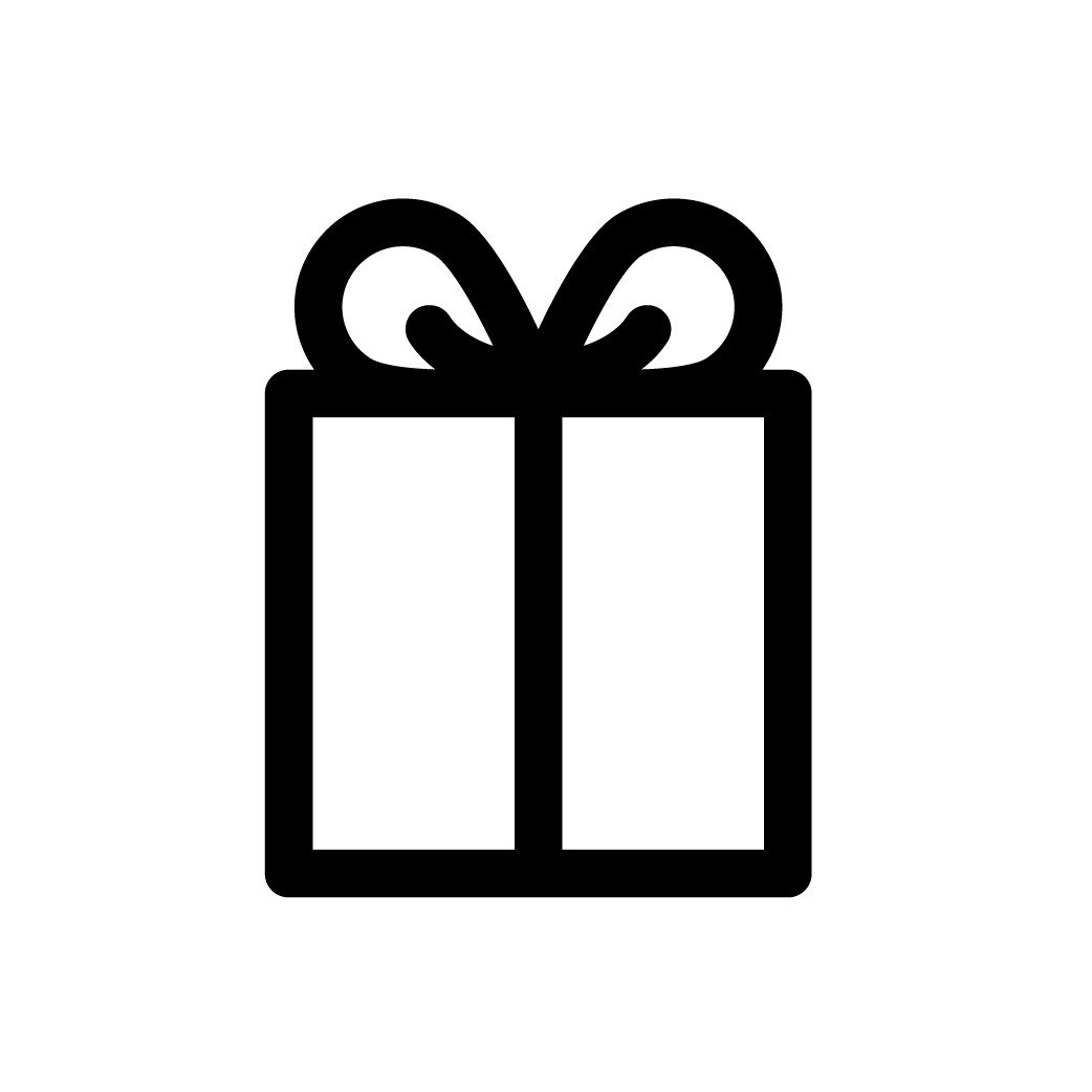 Gifts clipart gift item. These items are higher