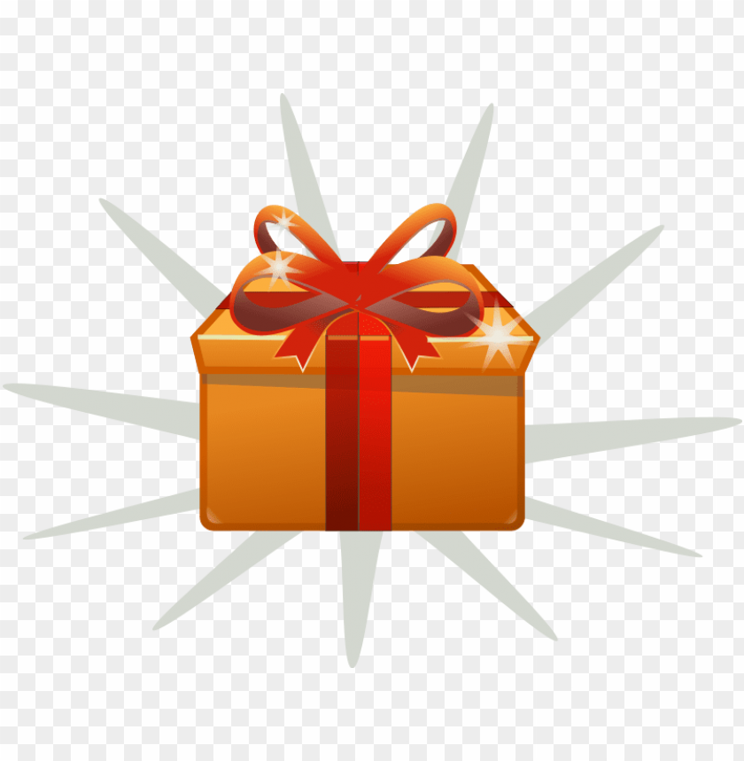 Birthday gift box png. Surprise clipart animated