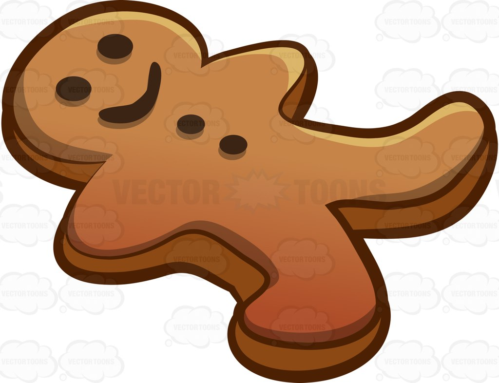 Gingerbread clipart. Woman at getdrawings com