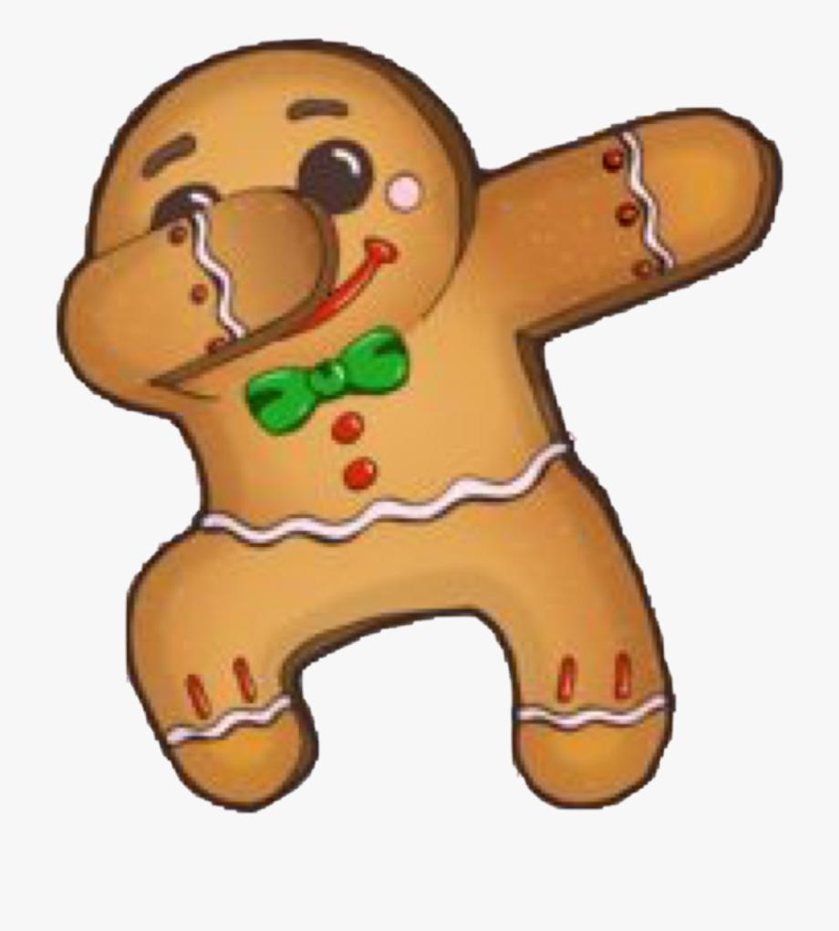 Gingerbread clipart cartoon. Drawing food man cookies