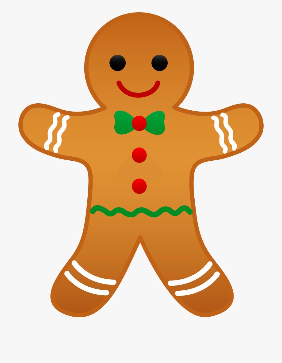 Gingerbread clipart cartoon. Clip art cookies christmas
