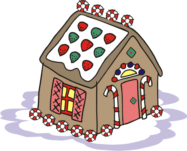 Free cliparts download clip. Gingerbread clipart chocolate house