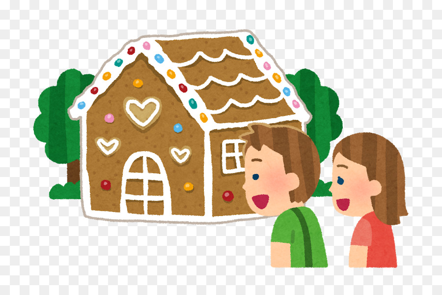 Christmas man png download. Gingerbread clipart chocolate house
