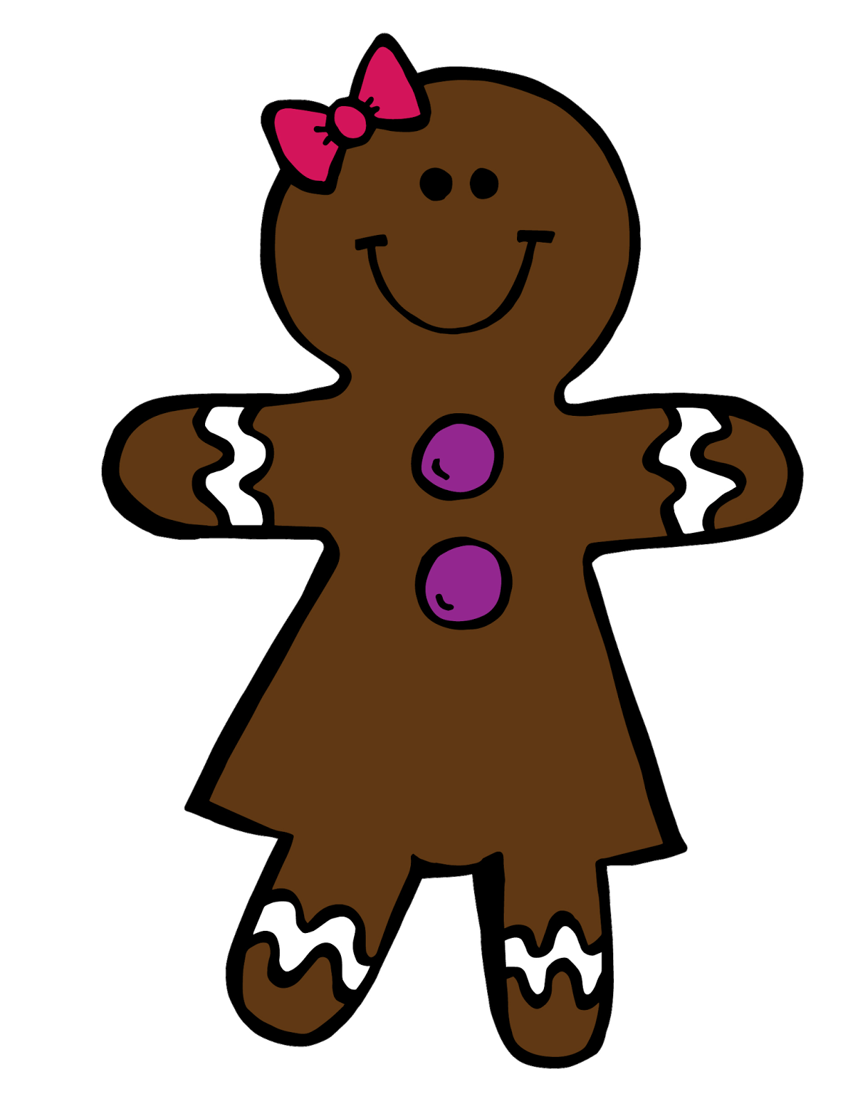Gingerbread clipart clip art. The of teaching in