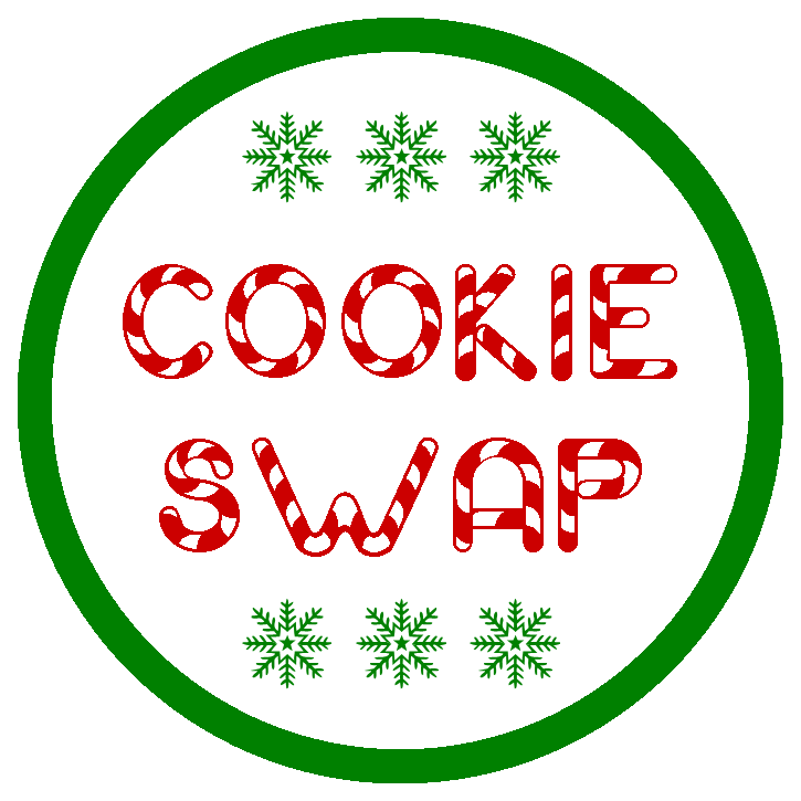 Gingerbread clipart cookie swap. Events blog the preppy