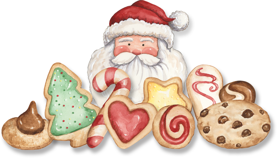 Gingerbread clipart cookie swap. Swappers poem time