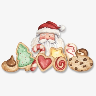 Png . Gingerbread clipart cookie swap