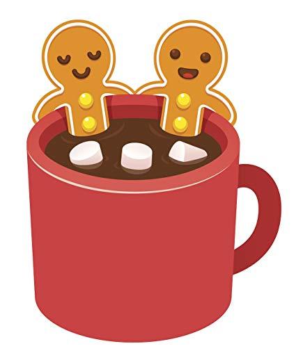 Gingerbread clipart couple. Amazon com happy in