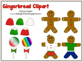 Gingerbread clipart gingerbread friend. Friends freebie