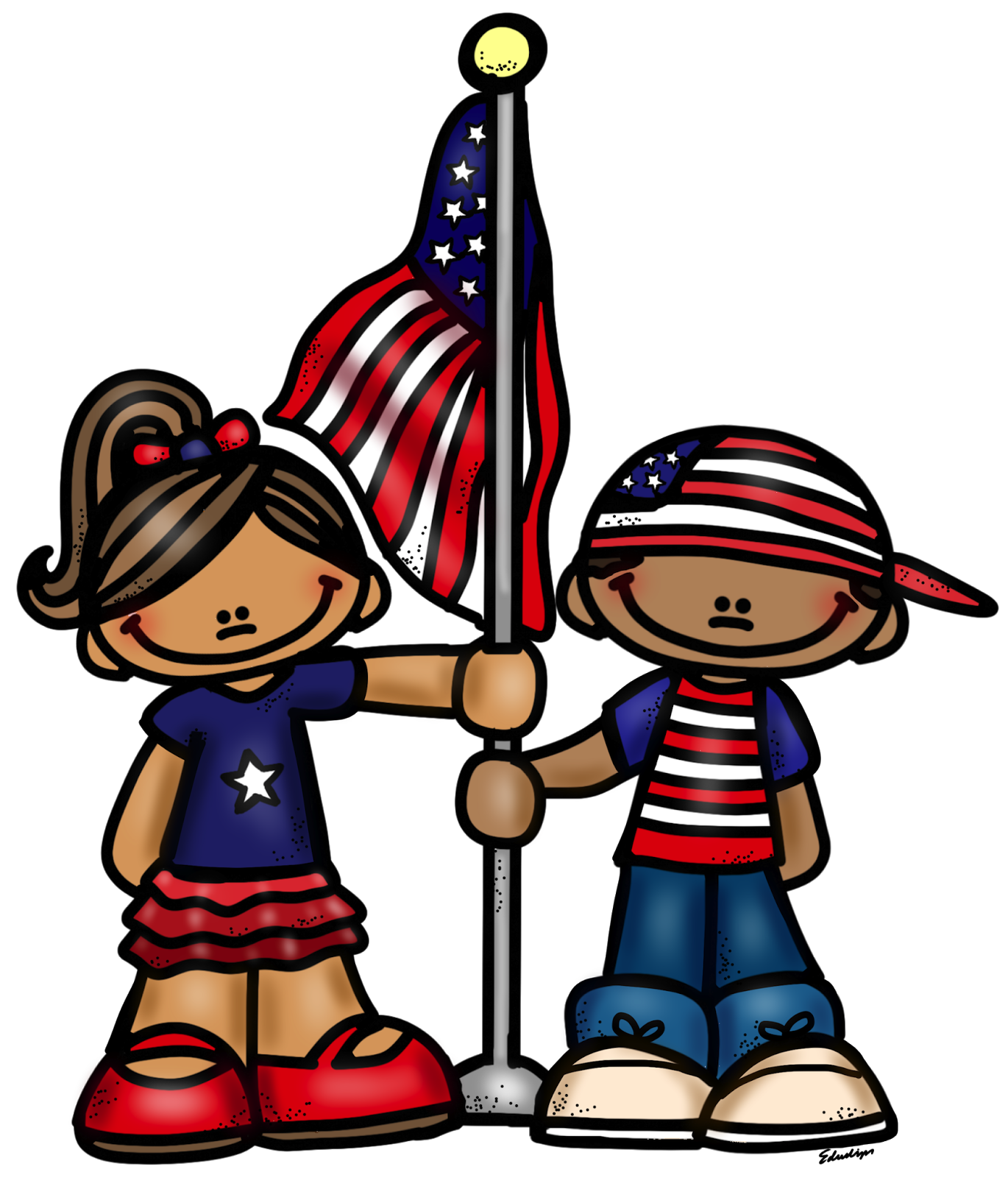 June clipart country. Melonheadz doodles google search