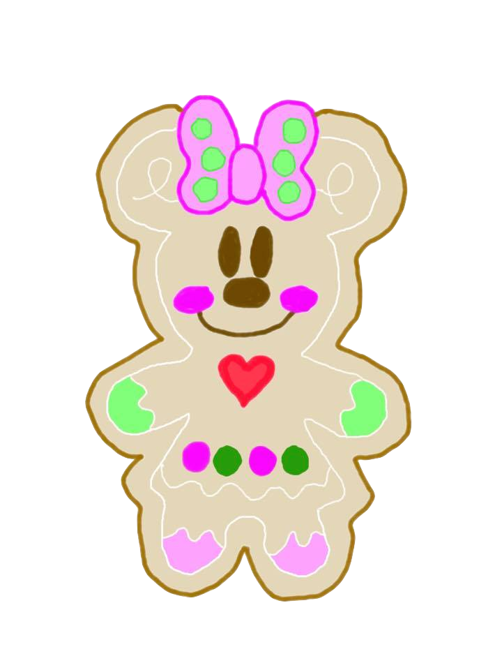 Gingerbread clipart merry christmas. Free men cute png