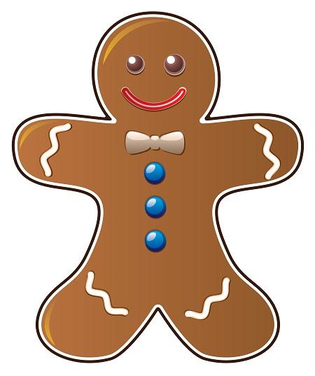 Gingerbread clipart month. Best man clipartion com