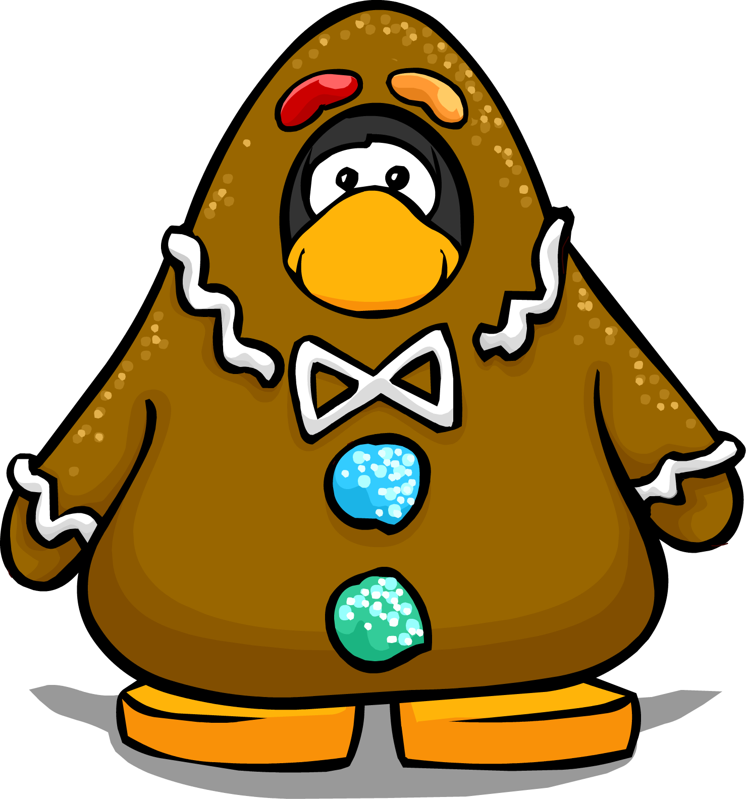 Image costume pc png. Gingerbread clipart ninja