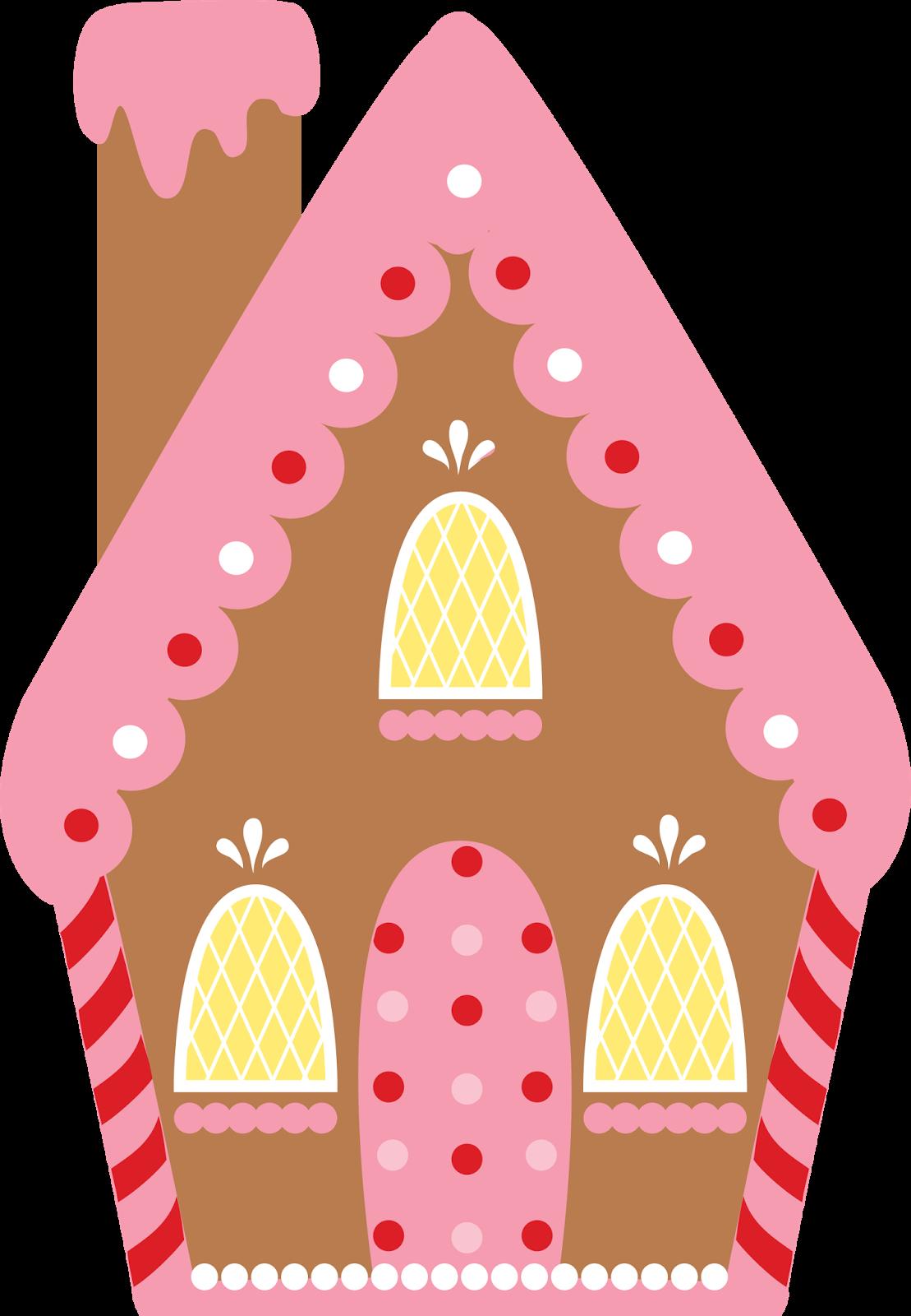 Sgblogosfera mar a jos. Gingerbread clipart pink