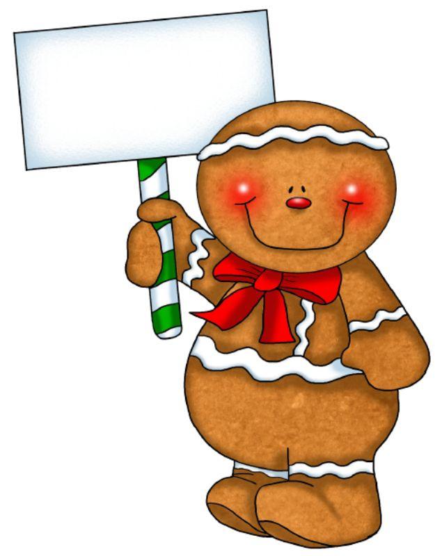 Gingerbread clipart preschool. Gingerbreadman picture free download
