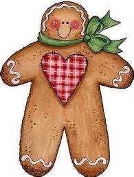Gingerbread clipart primitive. Bing images