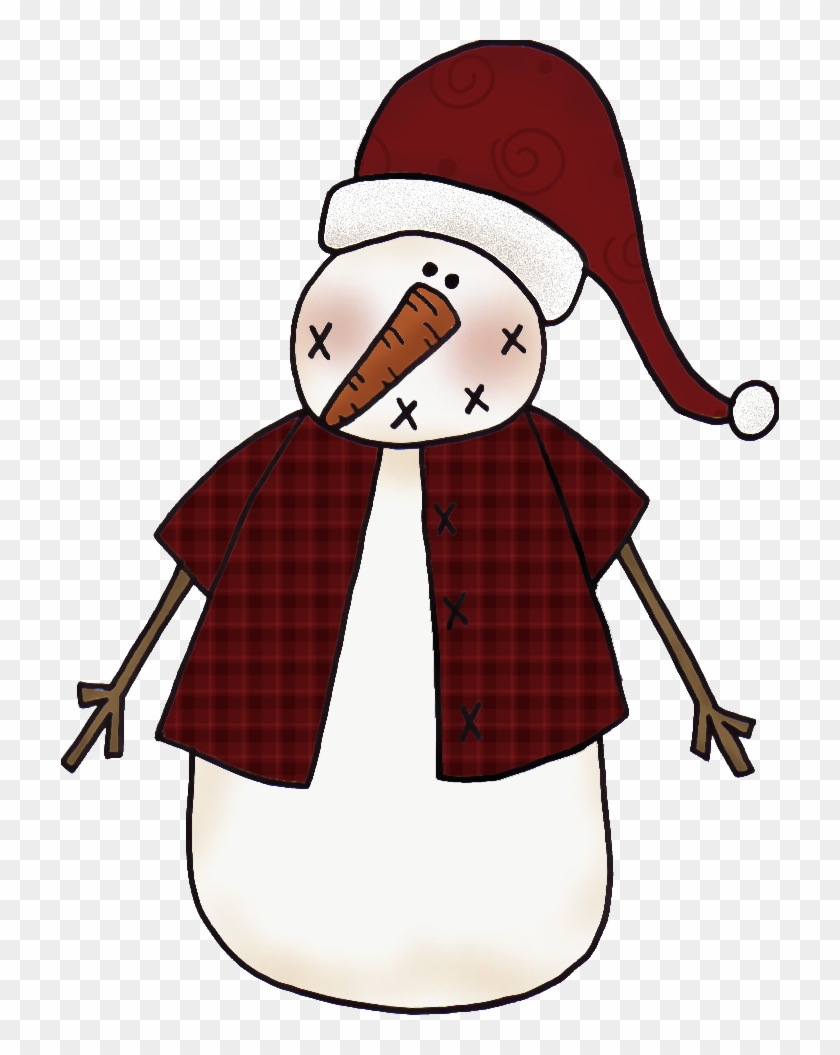X free clip art. Gingerbread clipart primitive