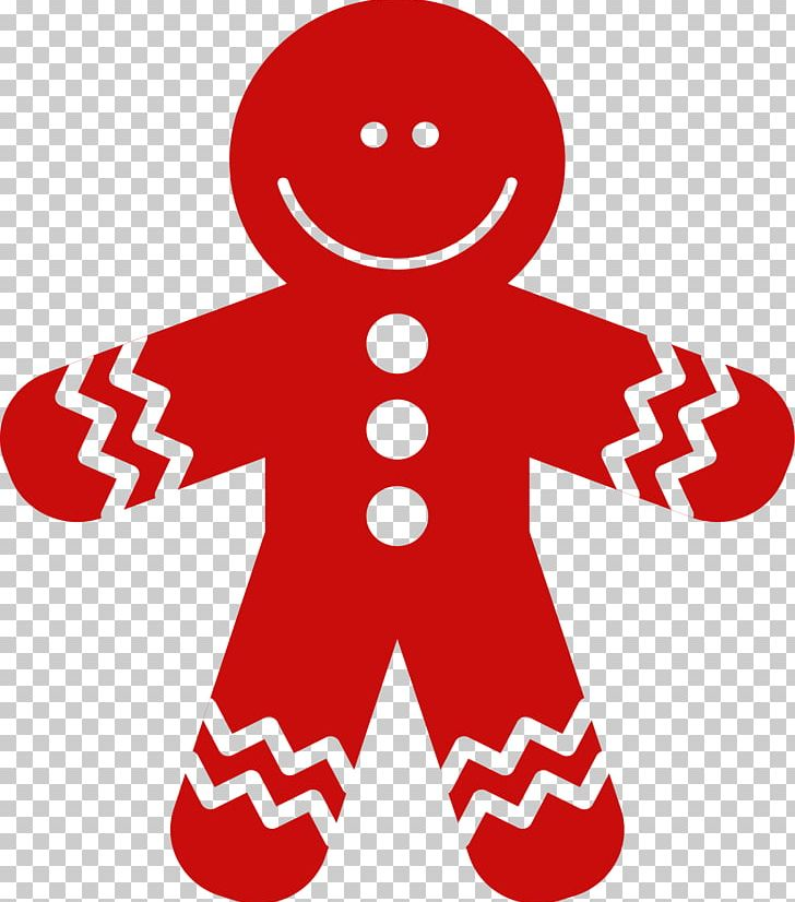 Gingerbread clipart red. Man christmas png biscuits
