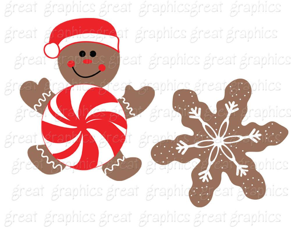 X free clip art. Gingerbread clipart red