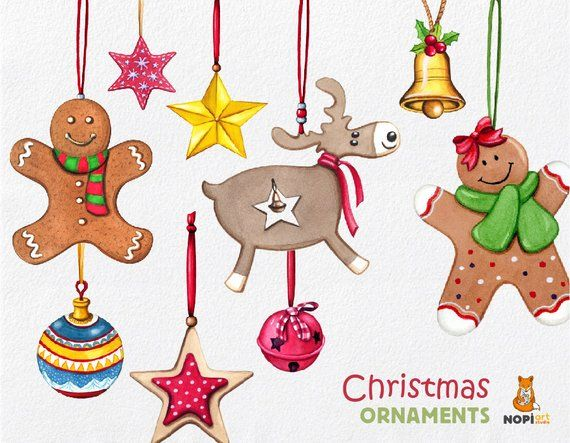 Gingerbread clipart reindeer. Pin on nopi art