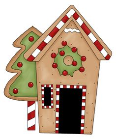 Gingerbread clipart simple. Free house cliparts download