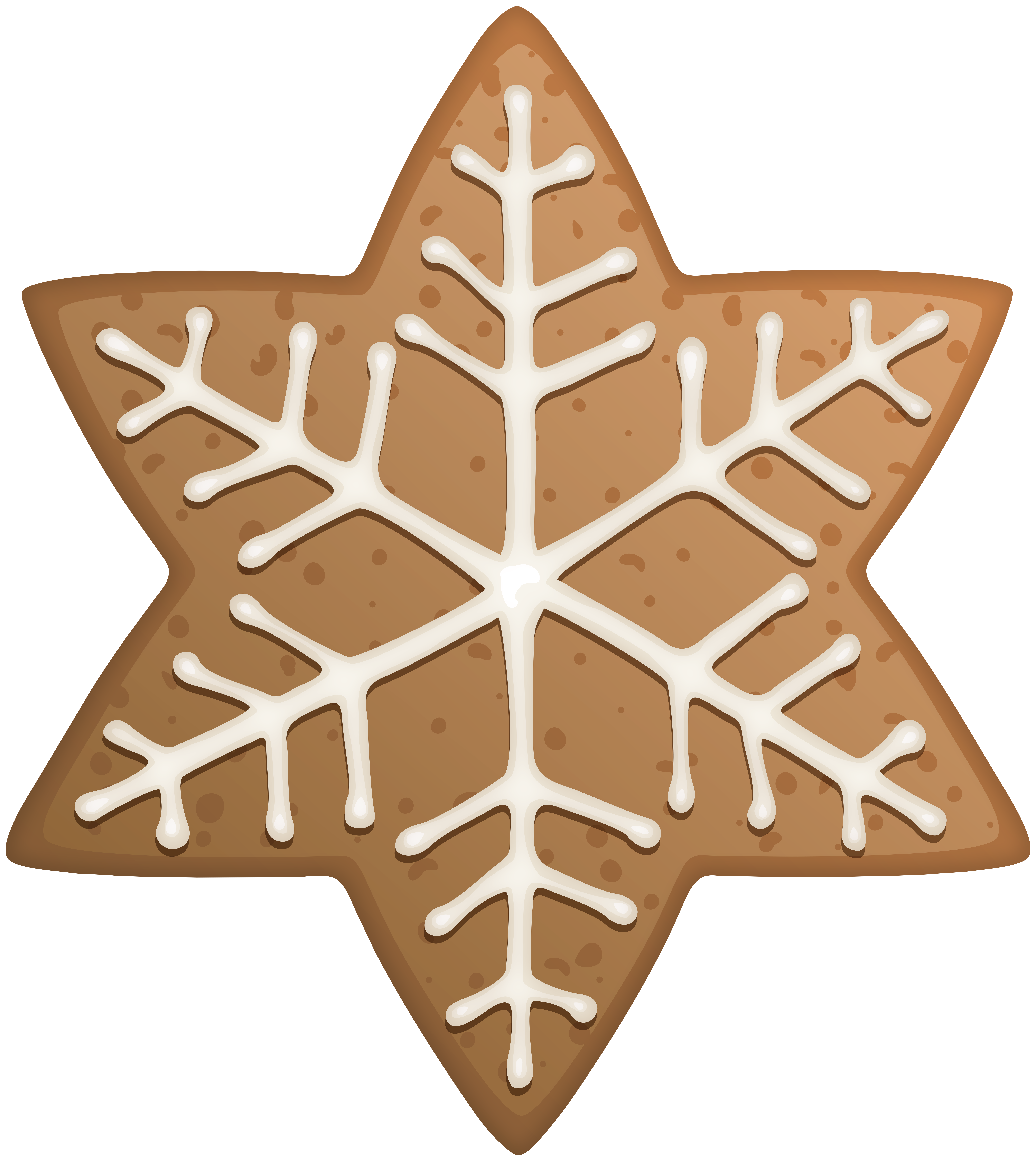 Gingerbread clipart star. Cookie png clip art