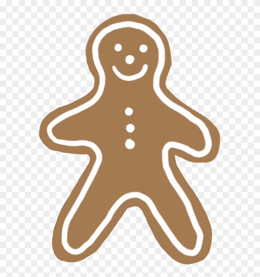 Gingerbread clipart transparent tumblr. Man cliparts christmas png