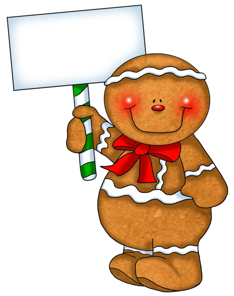 Man sunny day clip. Gingerbread clipart walking