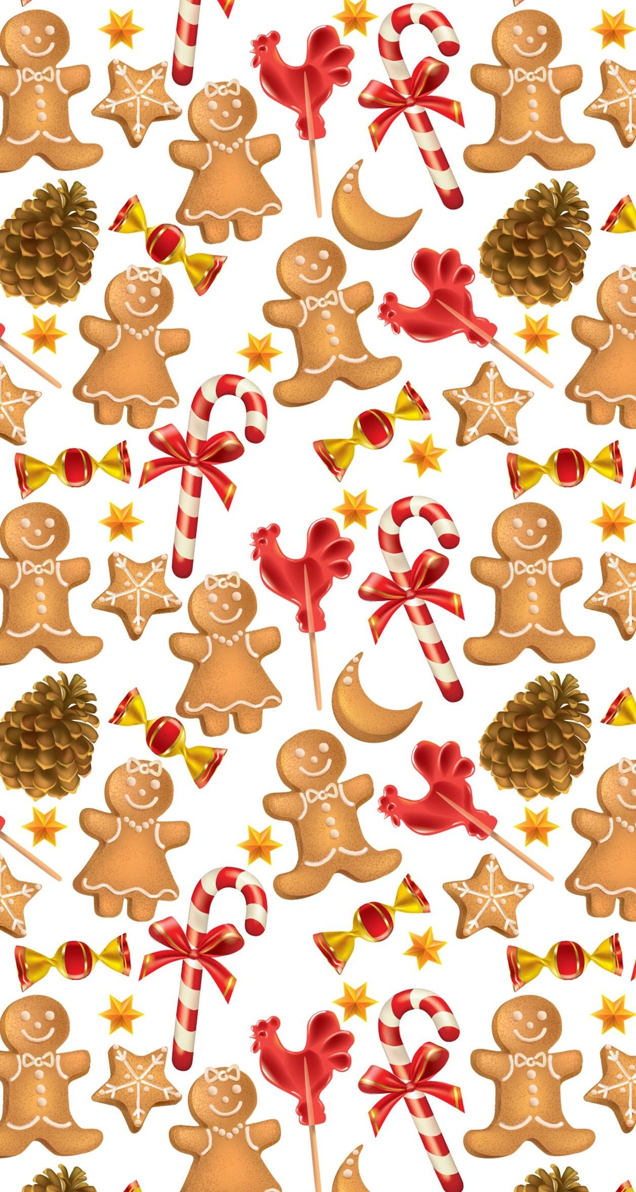 Gingerbread clipart wallpaper.  man wallpapers on