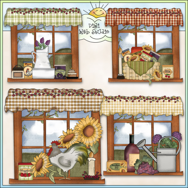 Gingerbread clipart window. House clip art library