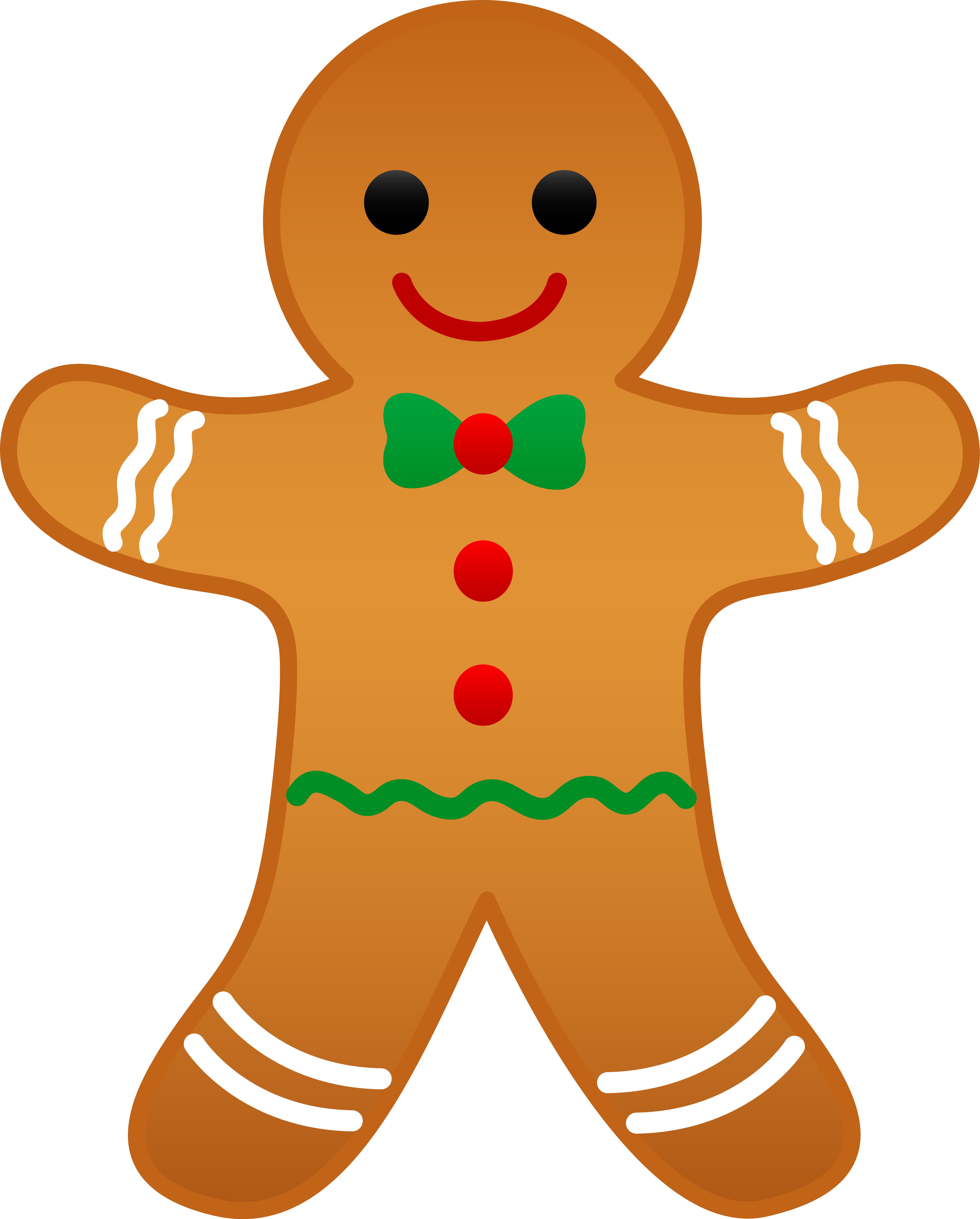 Free cliparts download clip. Gingerbread clipart