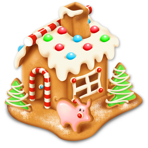 Image hay day wiki. Gingerbread house png