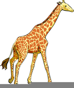 Giraffe clipart. Cute baby free images