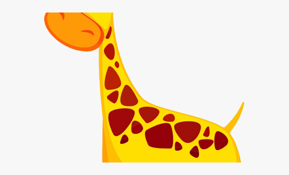 Transparent . Giraffe clipart baby girl