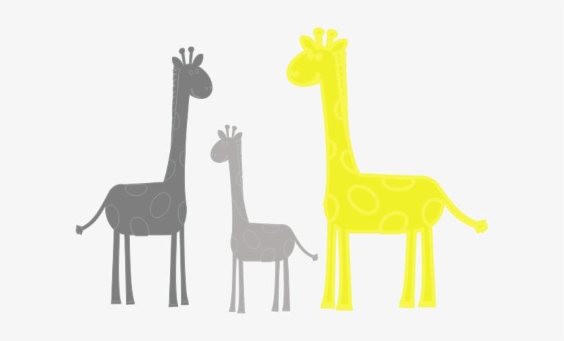 Baby clip art at. Giraffe clipart family