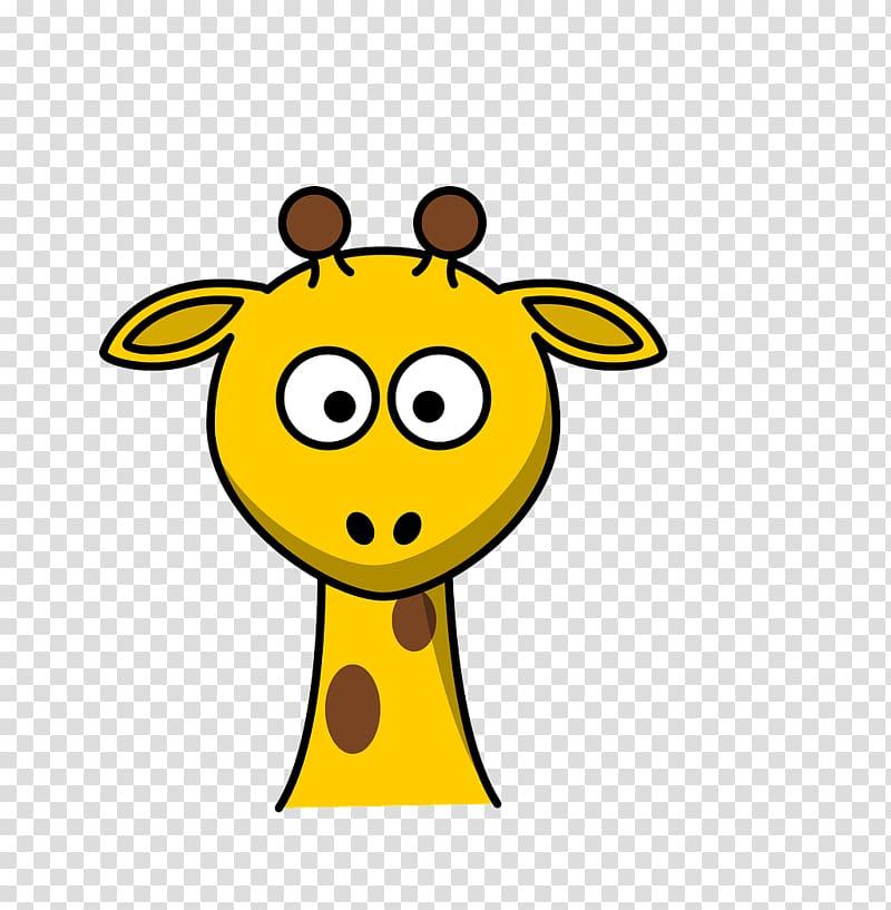 Family porto santo island. Giraffe clipart head