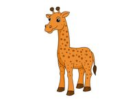 Free clip art pictures. Giraffe clipart walker