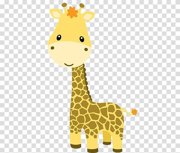 Brown illustration baby jungle. Giraffe clipart zoo animal