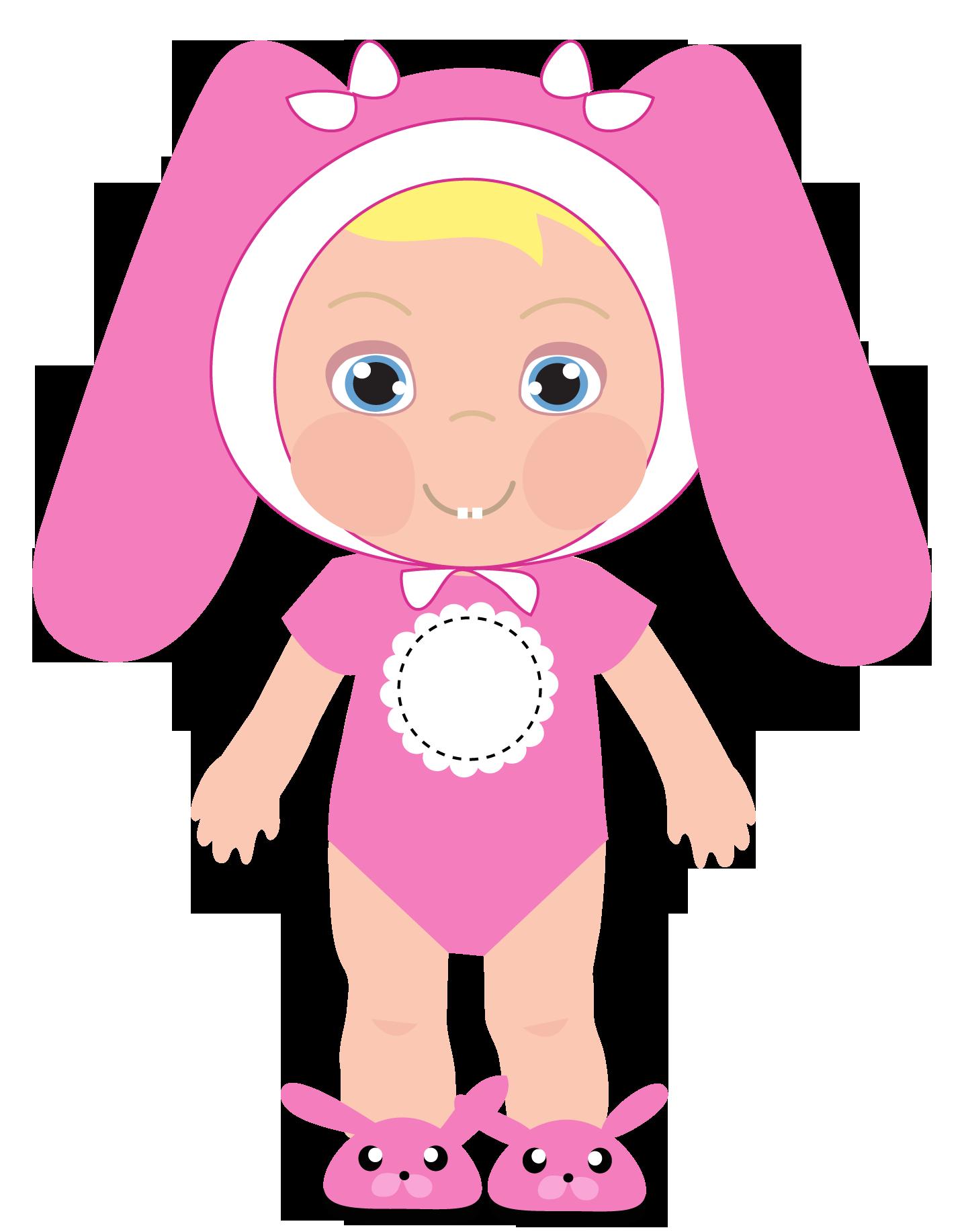 Baby girl clip art. Girly clipart hat