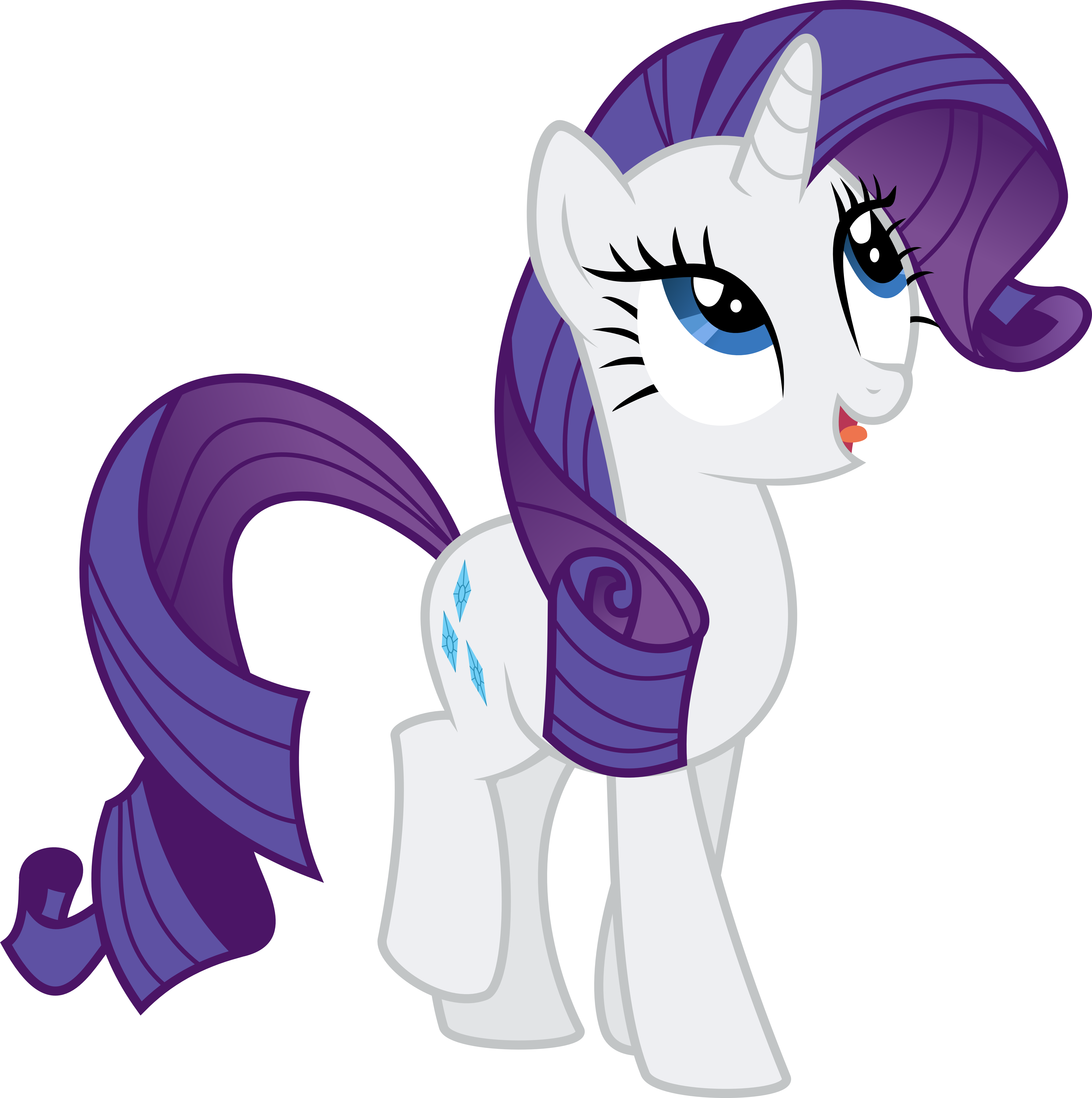My little pony vector. Girls clipart ponytail