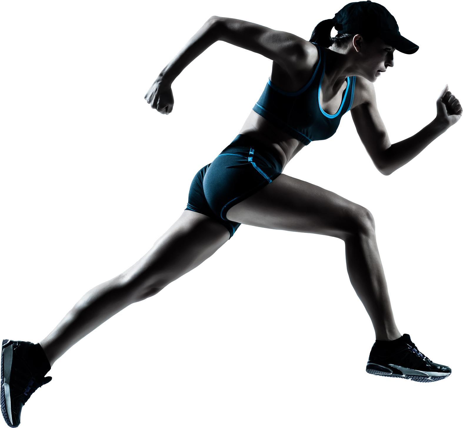 Running man png image. Runner clipart transparent background