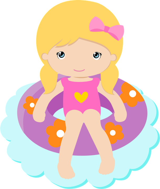 g pinterest. Girls clipart beach