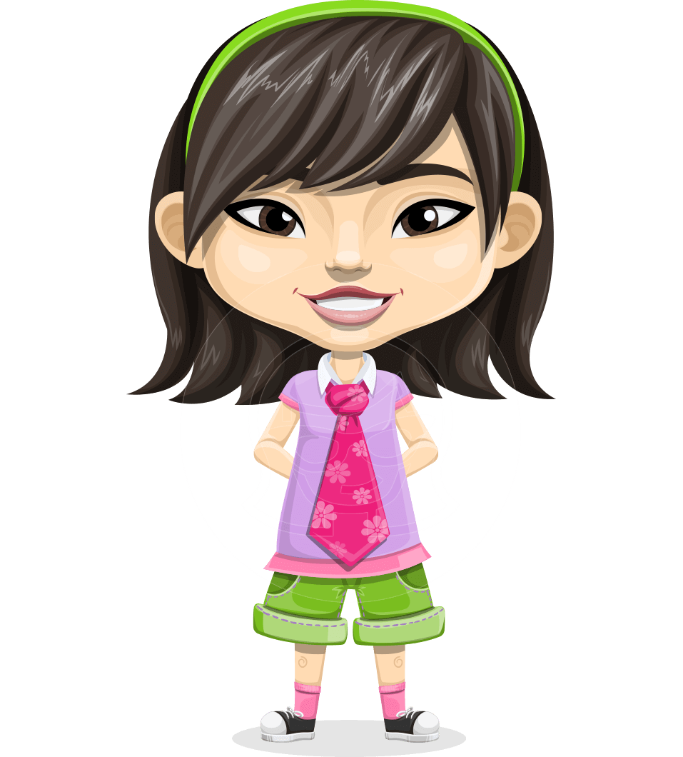 Pin by graphicmama on. Girl clipart uniform
