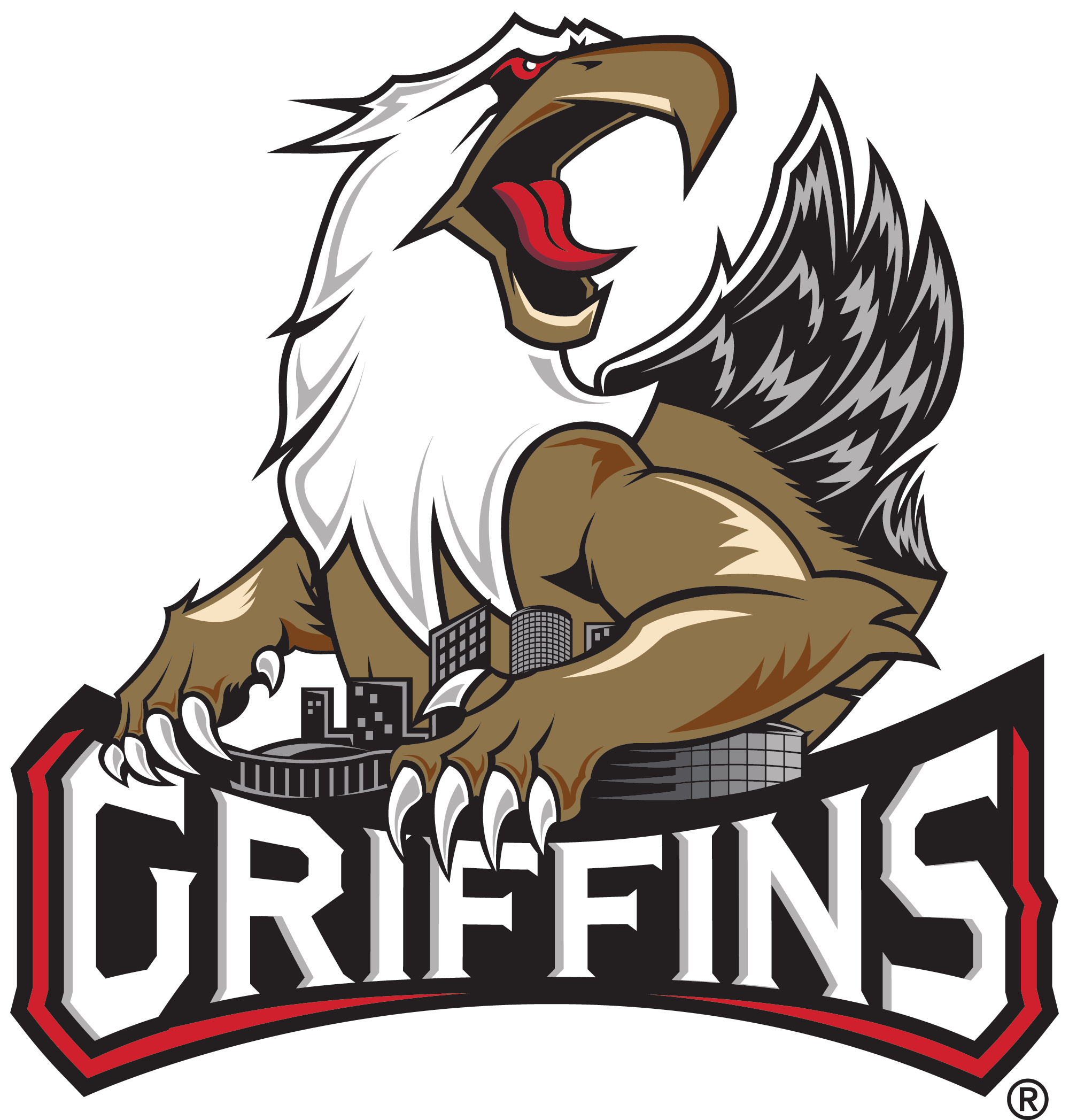 Hockey clipart penalty box. Grand rapids griffins home
