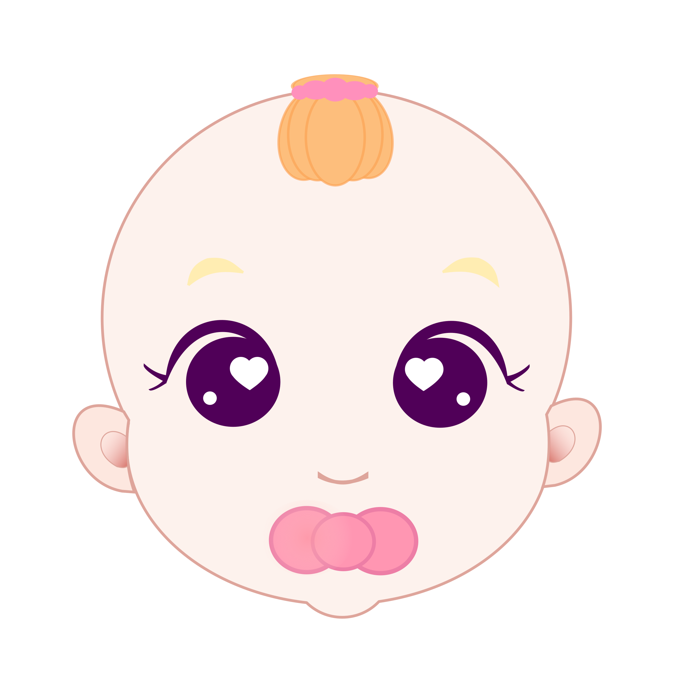 Girl png transparent images. Lip clipart baby lip