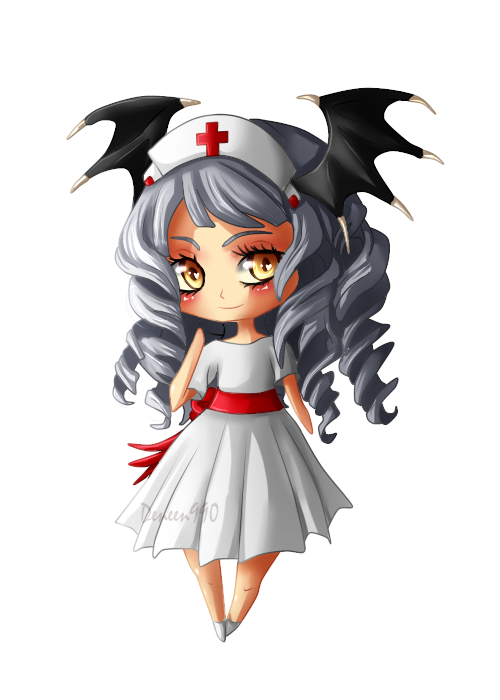 Who asked for a. Girls clipart nurse