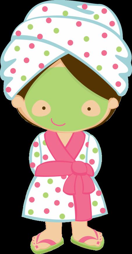 Blog de gifs y. Girls clipart pajama