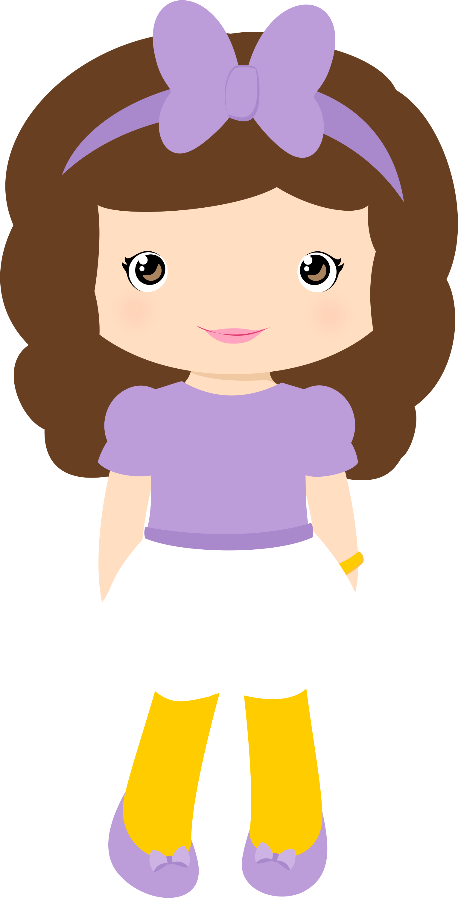 Ibohofklgpgwle png scrapbooking ideas. Girls clipart purple