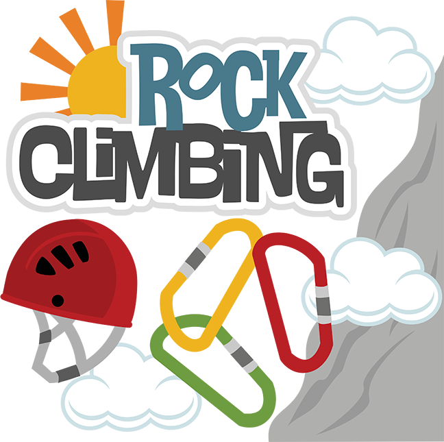 Yearbook clipart svg. Rock climbing files for