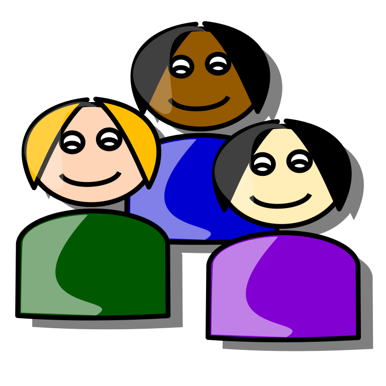 File svg wikipedia filepeoplesvg. People clipart smile